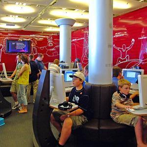 Интернет-кафе Богородского