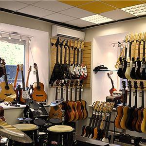 Музыкальные магазины Богородского