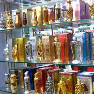 Парфюмерные магазины Богородского
