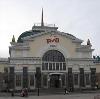 Железнодорожные вокзалы в Богородском