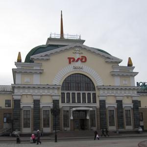 Железнодорожные вокзалы Богородского